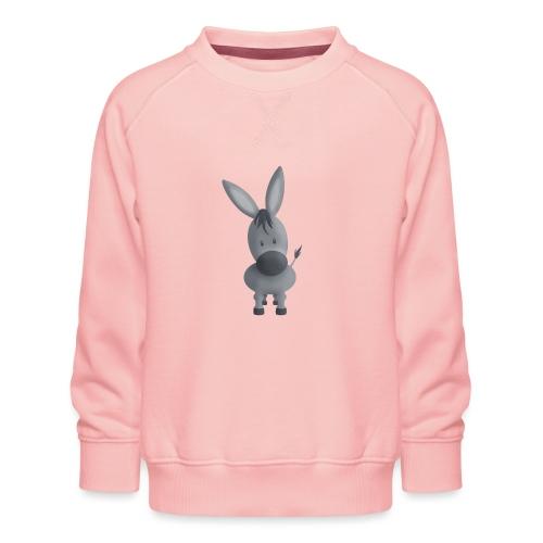 Esel Emil - Kinder Premium Pullover