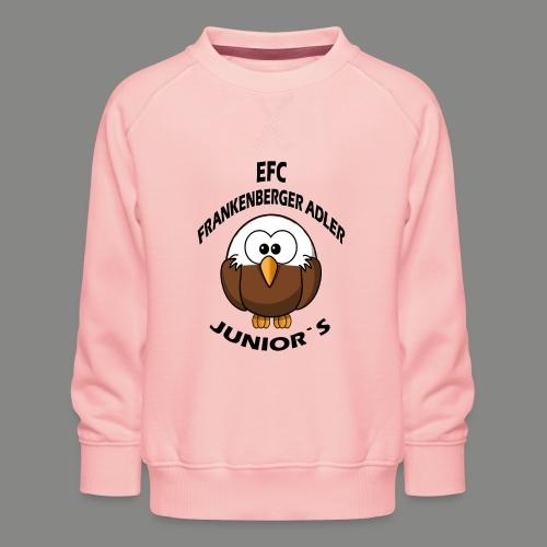 Junior Set in Schwarz - Kinder Premium Pullover