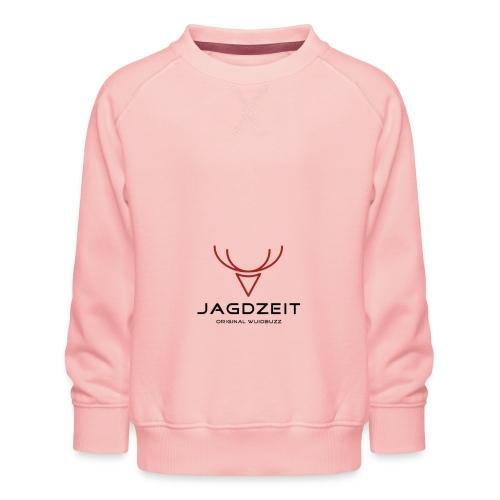 WUIDBUZZ | Jagdzeit | Männersache - Kinder Premium Pullover