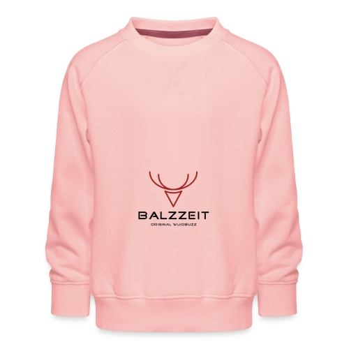 WUIDBUZZ | Balzzeit | Männersache - Kinder Premium Pullover