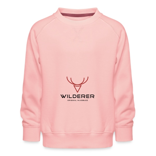 WUIDBUZZ | Wilderer | Männersache - Kinder Premium Pullover
