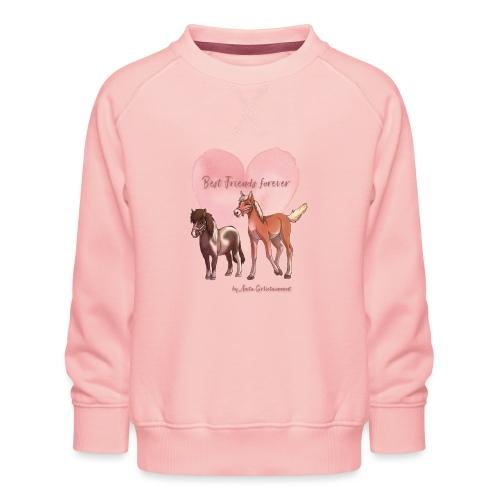 BFF Porzellinchen & Wunschtraum - Kinder Premium Pullover