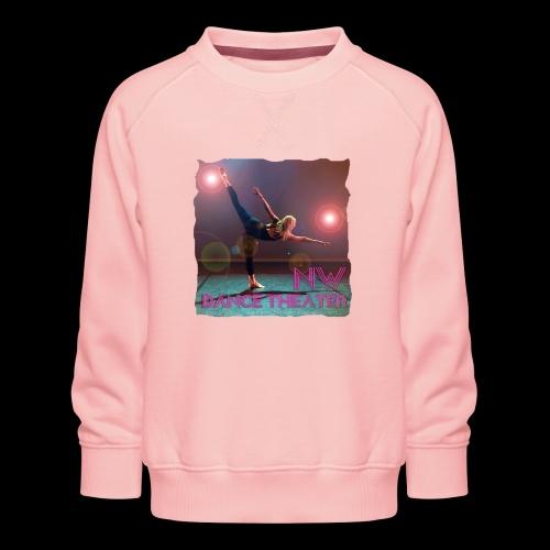 NW Dance Theater Original [DANCE POWER COLLECTION] - Kids' Premium Sweatshirt