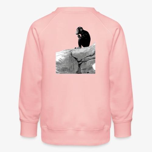 Music Monkey - Kids' Premium Sweatshirt