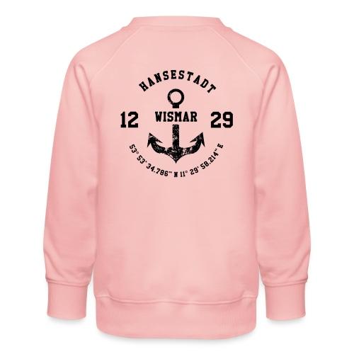 Hansestadt Wismar - Kinder Premium Pullover