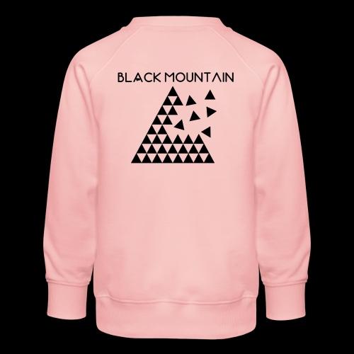 Black Mountain - Sweat ras-du-cou Premium Enfant