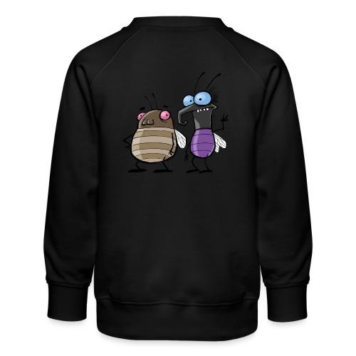 Teenager Premium Langarmshirt Insekten - Kinder Premium Pullover