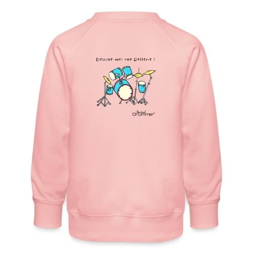 Luigi Drum - Kids' Premium Sweatshirt