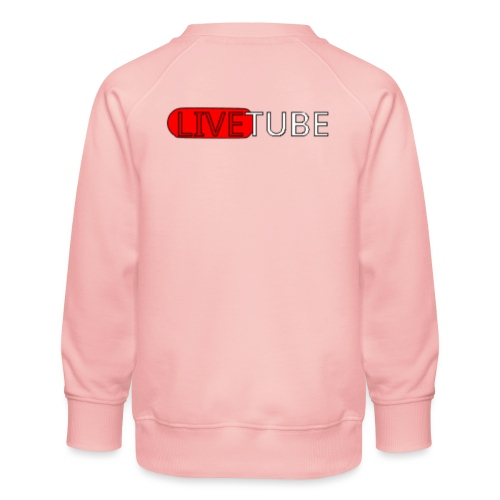 Livetube - Børne premium sweatshirt