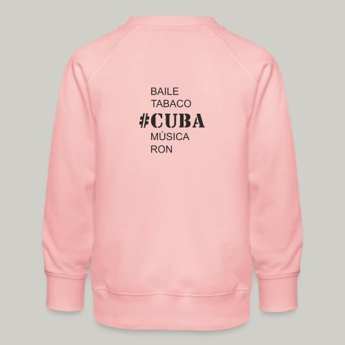 Cuba - Kinder Premium Pullover