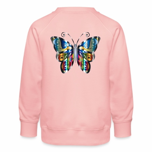 butterfly - Bluza dziecięca Premium