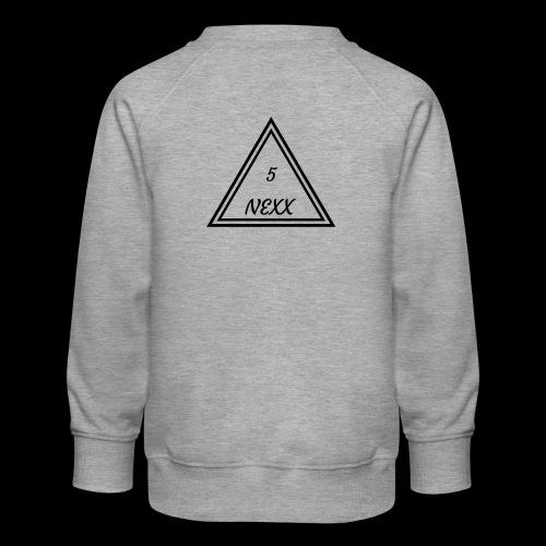 5nexx triangle - Kinderen premium sweater