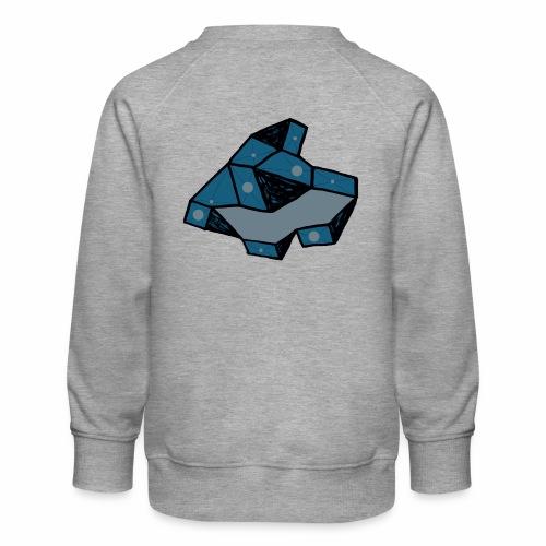 dot rock - Kinderen premium sweater