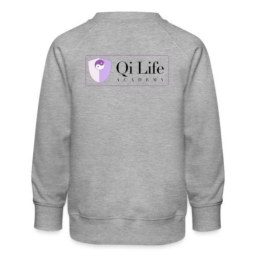 Qi Life Academy Promo Gear - Kids' Premium Sweatshirt