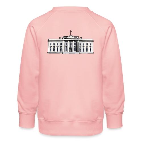 Weiße Haus Washington DC - Kinder Premium Pullover