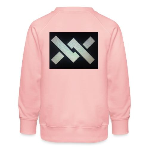 Original Movement Mens black t-shirt - Kids' Premium Sweatshirt