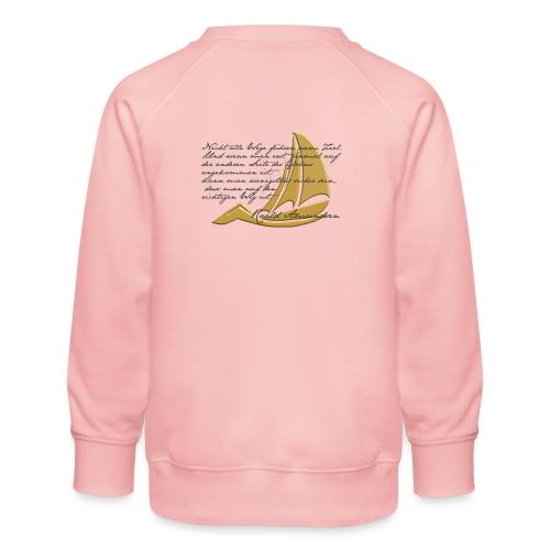 weltumsegeln - Kinder Premium Pullover