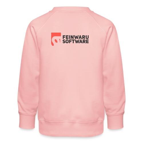 Feinwaru Full Logo - Kids' Premium Sweatshirt