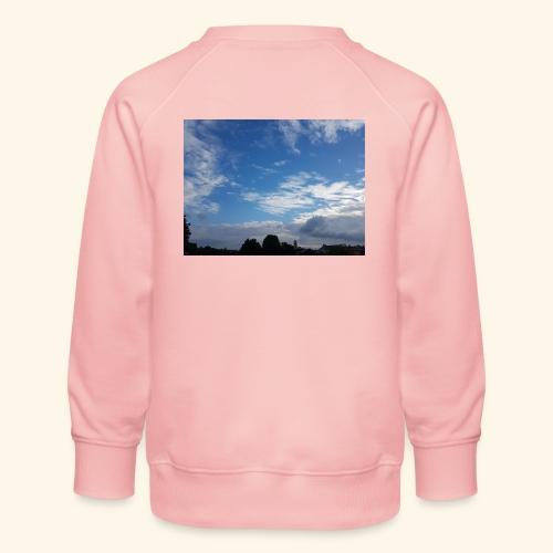 himmlisches Wolkenbild - Kinder Premium Pullover