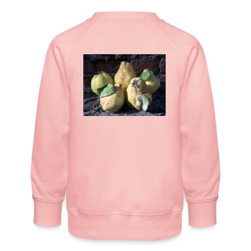 Quitten - Kinder Premium Pullover