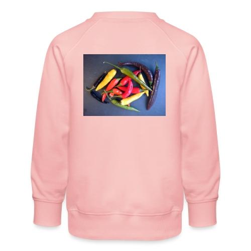 Chili bunt - Kinder Premium Pullover