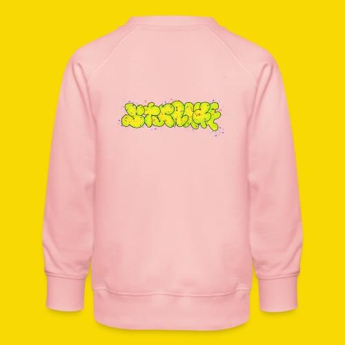 Strange Graffiti - Bluza dziecięca Premium