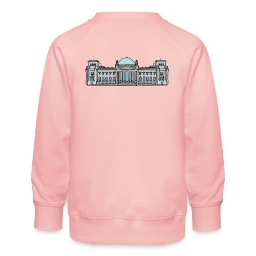 Reichstagsgebäude BERLIN - Kinder Premium Pullover