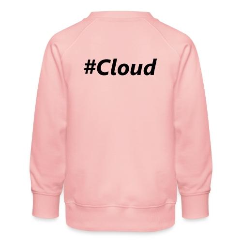 #Cloud black - Kinder Premium Pullover