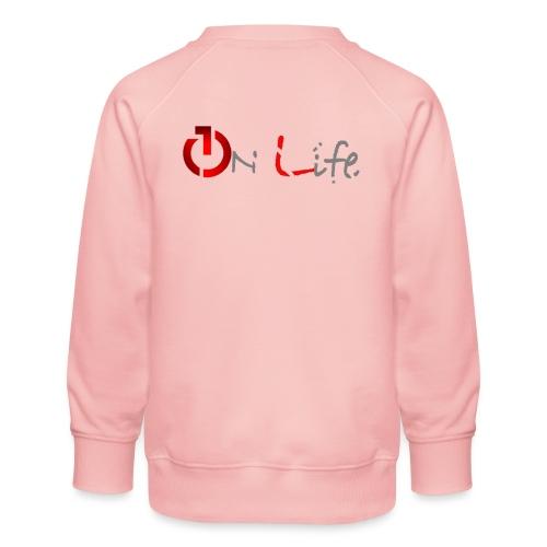 OnLife Logo - Sweat ras-du-cou Premium Enfant