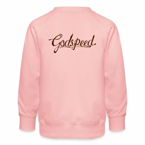 Godspeed 2 - Lasten premium-collegepaita
