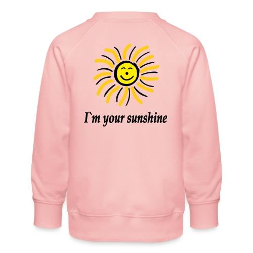 2i m youre sunshine Gelb Top - Kinder Premium Pullover