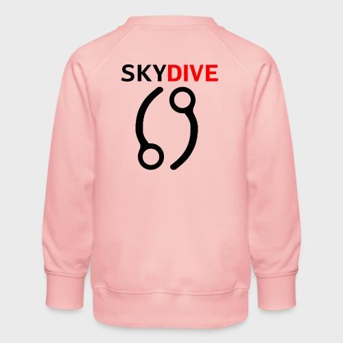 Skydive Pin 69 - Kinder Premium Pullover