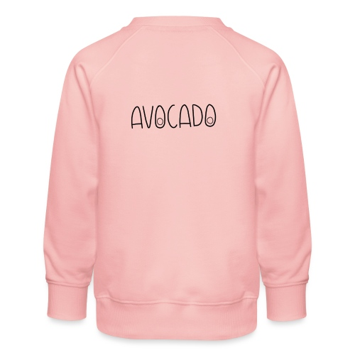 Avocado - Kinder Premium Pullover