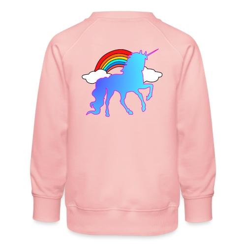 Einhorn Design - Kinder Premium Pullover