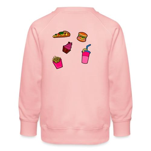 Fast Food Design - Kinder Premium Pullover