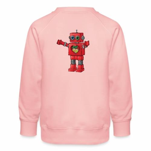Brewski Red Robot IPA ™ - Kids' Premium Sweatshirt
