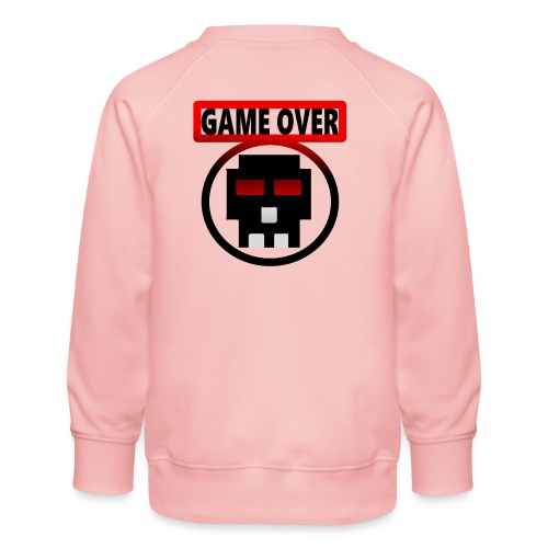 Game over - Kinder Premium Pullover