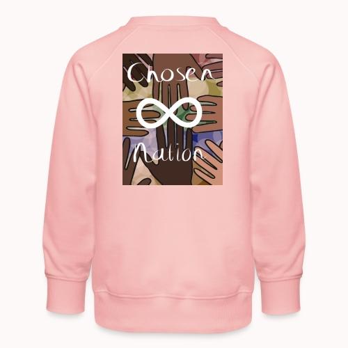 Chosen nation - Kinderen premium sweater