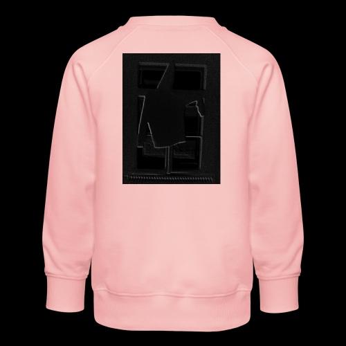 Dark Negative - Kids' Premium Sweatshirt