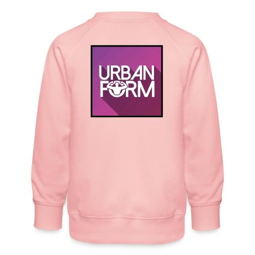 Logo URBAN FORM - Sweat ras-du-cou Premium Enfant