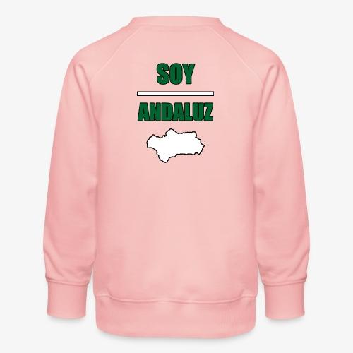 Soy Andaluz - Sudadera premium para niños y niñas