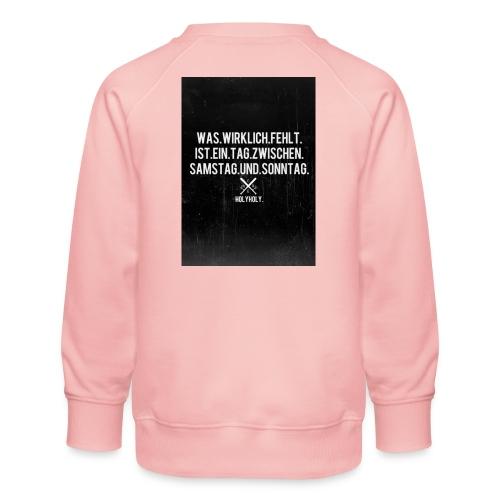 king - Kinder Premium Pullover