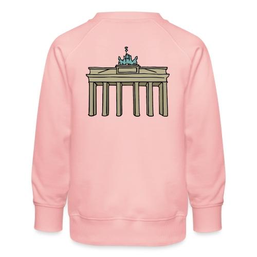 Berlin Brandenburger Tor - Kinder Premium Pullover