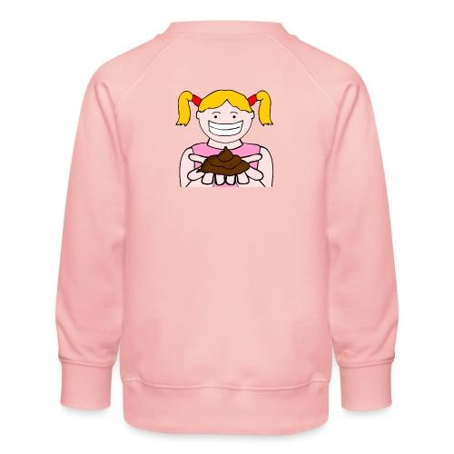 Trudy Walker Poo - Kids' Premium Sweatshirt