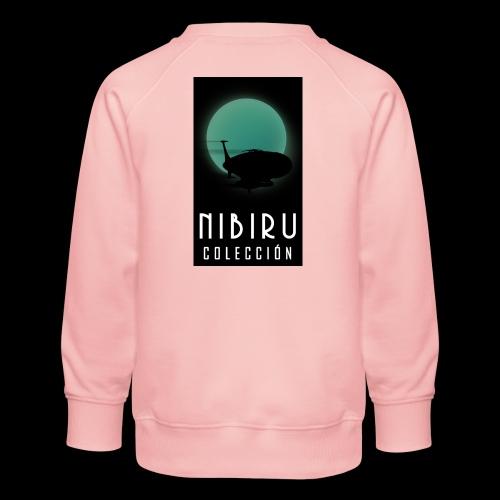 colección Nibiru - Sudadera premium para niños y niñas