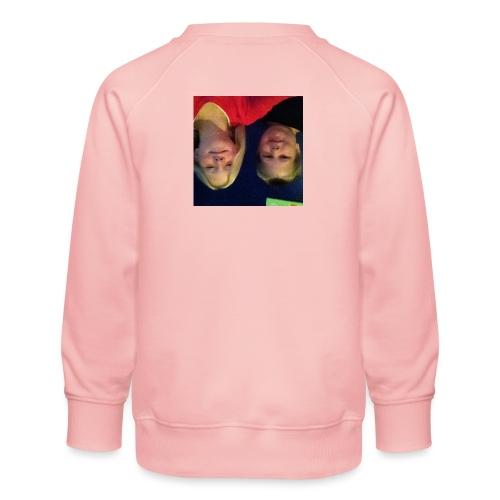 Gammelt logo - Børne premium sweatshirt