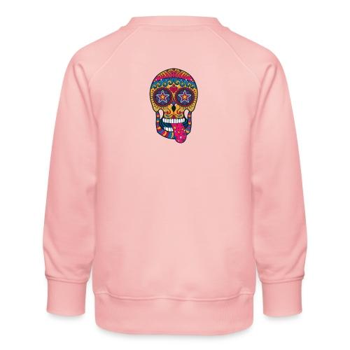Mexican Skull - Felpa premium da bambini