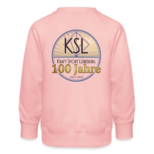 KS Logo 100 J - Kinder Premium Pullover