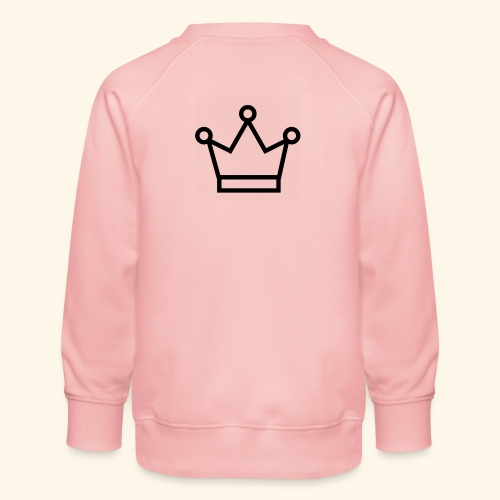 The Queen - Børne premium sweatshirt