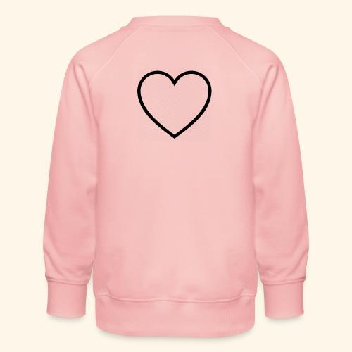 heart 512 - Børne premium sweatshirt